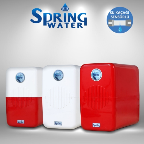 Lg Membranlı 9 Aşamalı Su Arıtma Cihazı