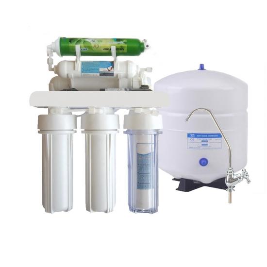 Spring 6 Aşamalı Pompalı Su Arıtma Cihazı