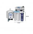 Spring 9 Aşamalı Pompalı Açık Özel Su Arıtma Cihazı