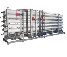 Endüstriyel Ozmoz Sistemleri