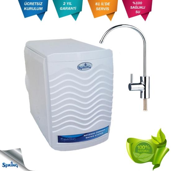 Yeşil Enerji 9 Aşamalı  Kabinli Su Arıtma Cihazı