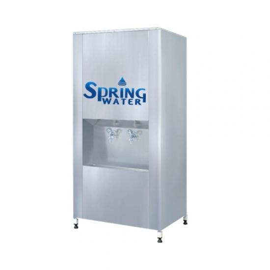 Spring Water Paslanmaz Çelik 150'lik Arıtmalı Su Sebili